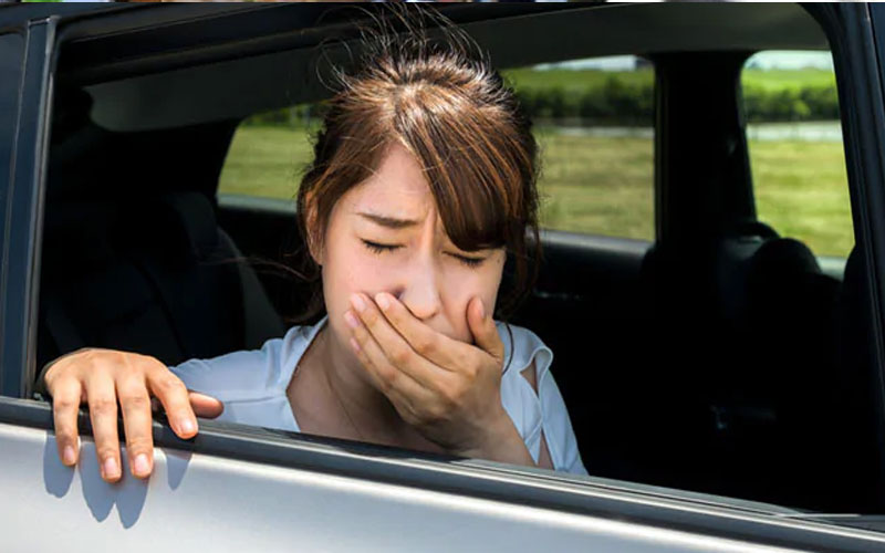 these remedies to get rid of motion sickness
