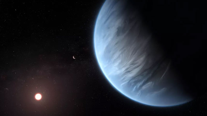 NASA hubble telescope research earth water for researchers habitable planet