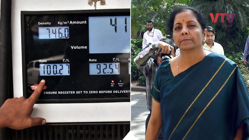 no recommendation for inclusion of petrol and diesel under gst