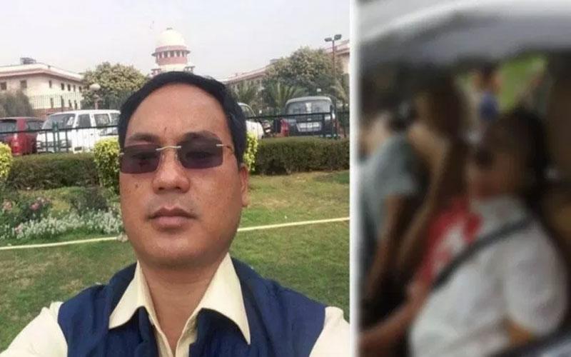 NPP MLA Tirong Aboh terrorist attack Arunachal Pradesh