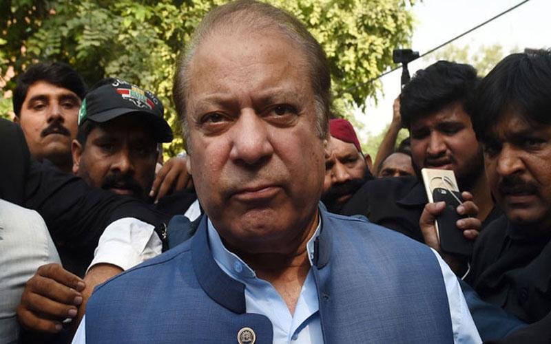 Pakistan judges stings allegations pressured in nawaz shareef case