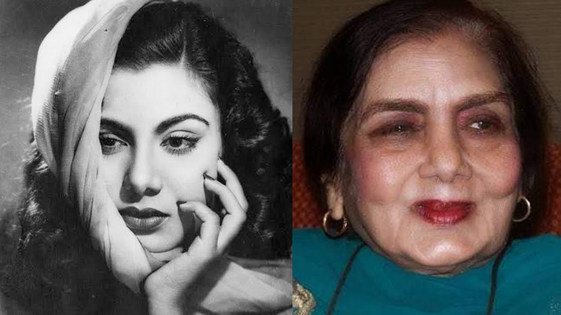 bollywood actor nimmi passes away in mumbai in the age of 88