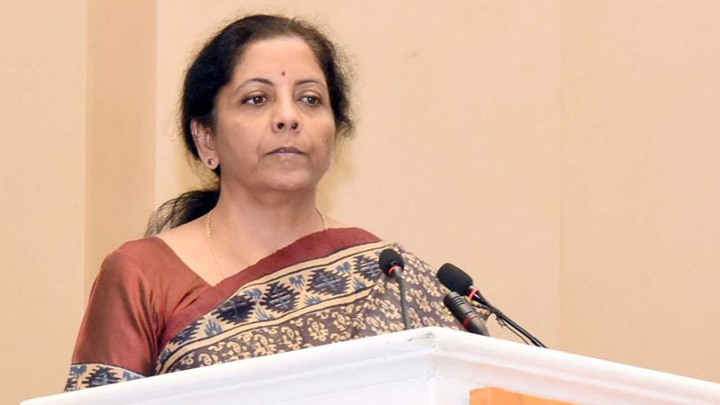 I Do not Eat A Lot Of Onion Says Nirmala Sitharaman In Parliament
