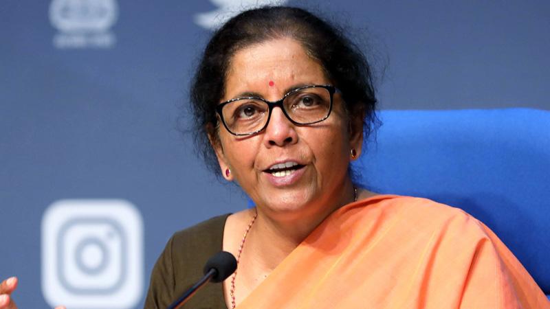 modi government released 6195 08 crore to 14 states nirmala sitharaman
