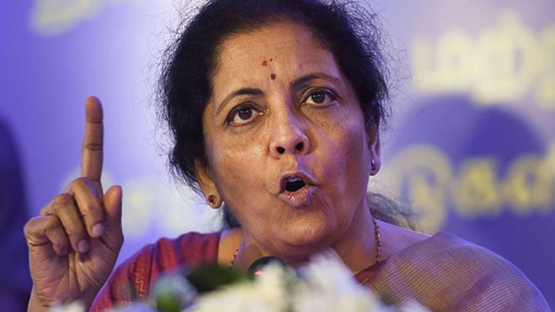 Niramala Sitharaman Apprised With Important Decisions Of 37th Gst Council Meeting