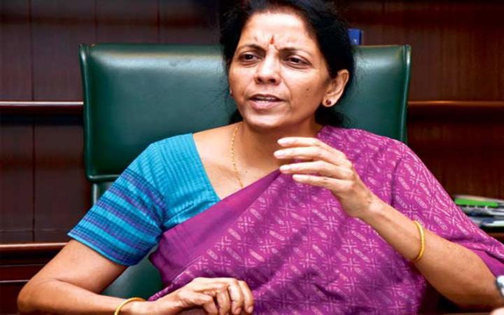Nirmala Sitharaman bank merger real estate sector boost on card