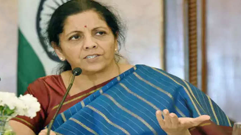 Finance Minister Nirmala Sitharaman Announce Government will start 10 New Projects From next Week