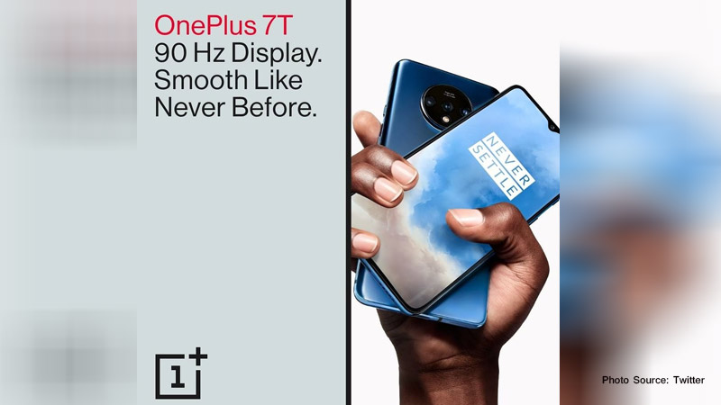 oneplus 7t launched in india full specifications price