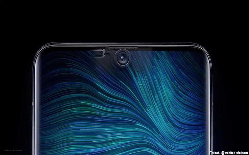 Oppo is all set to launch worlds first under screen camera smartphone