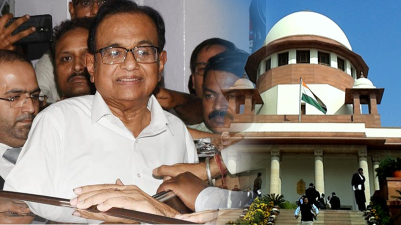 INX media case: ED argument on P chidambaram in Supreme Court