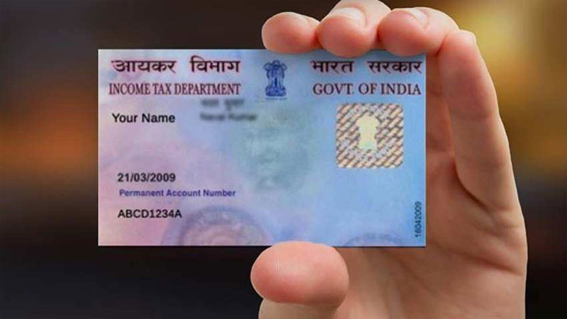 lost or damaged your pan card know how to get reprint on desired address