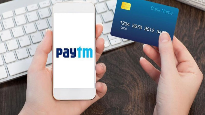Paytm users need to pay extra charges for Using Credit Card To Add Money in wallet