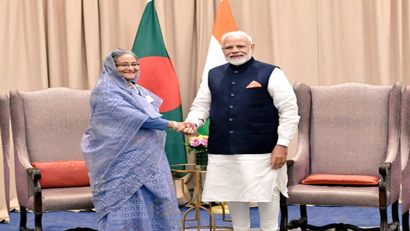 PM Sheikh hasina and PM Modi meets today, many projects will inaugurate no Problem With NRC