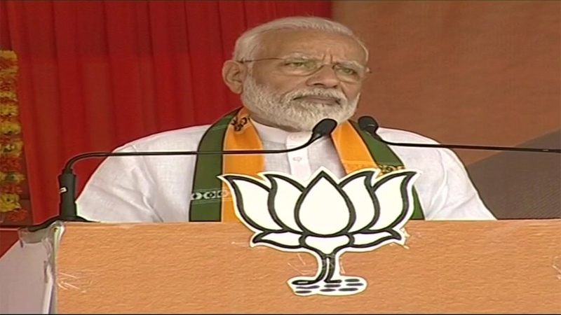 PM Modi address Sirsa Rally for Haryana Assembly Elections 2019