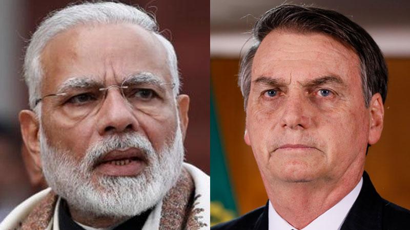 Brazil Cites Sanjeevani Booti On Hanuman Jayanti Seeks Hydroxychloroquine From India For Coronavirus