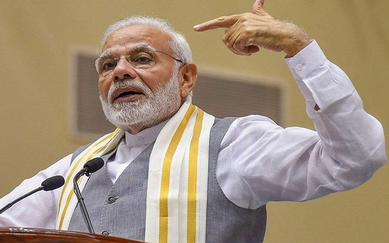 Narendra modi mann ki baat lok sabha elections 2019 nda government