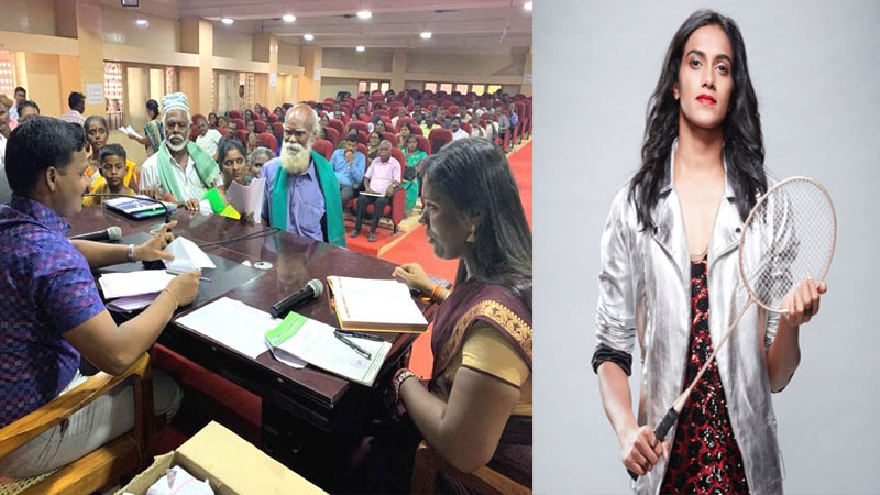 70 Year Old Man Files Petition To Marry PV Sindhu And Threatens To Kidnap Her For Marriage