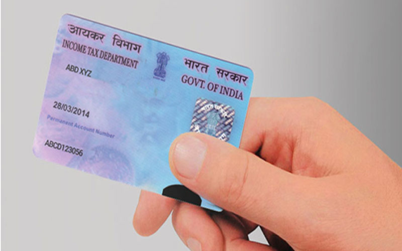 You may get e pan card in 10 minutes by income tax department