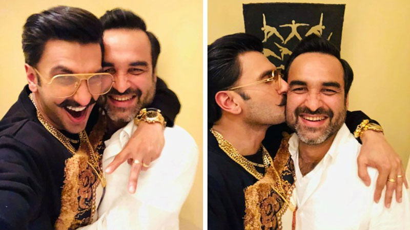Pankaj tripathi talks about why her wife was living with him in boys hostel