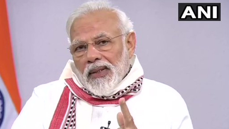 Pm Narendra Modi To Address Bjp Leaders On Sunday Amid Five States Assembly Elections