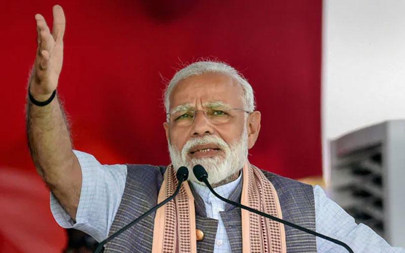 'વેપારીઓ માટે 10 લાખનો વીમો, ખેડૂતોની જેમ વેપારી ક્રેડિટ કાર્ડ યોજના શરૂ કરીશું': PM મોદી