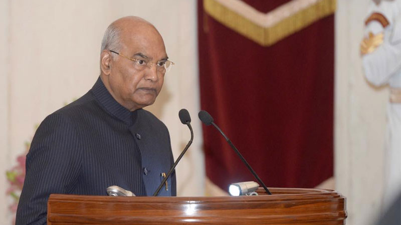 All Party Opposition Delegation to Meet President Ramnath Kovind