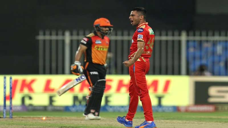 Punjab beat Hyderabad in hopes of crushing play-offs; Punjab in fifth place in points table