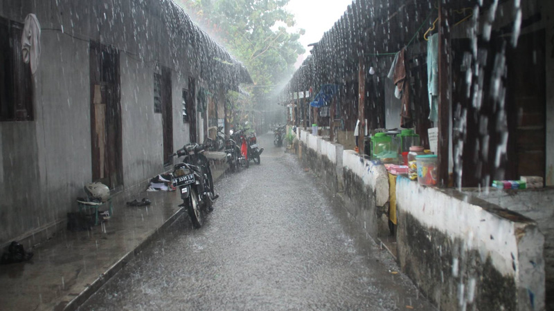 Heavy rainfall is forecast for these states till February 25 am amid a cold climate
