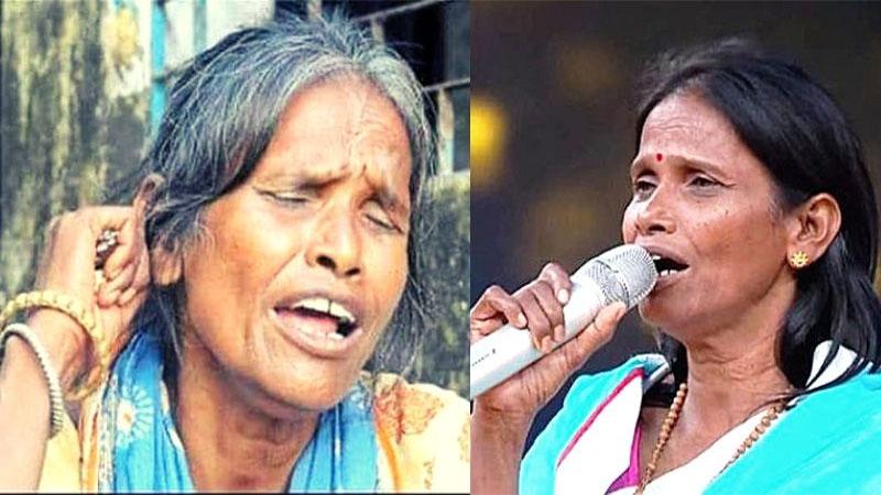 himesh reshammiya co singer ranu mandal busy to maintain social media terms