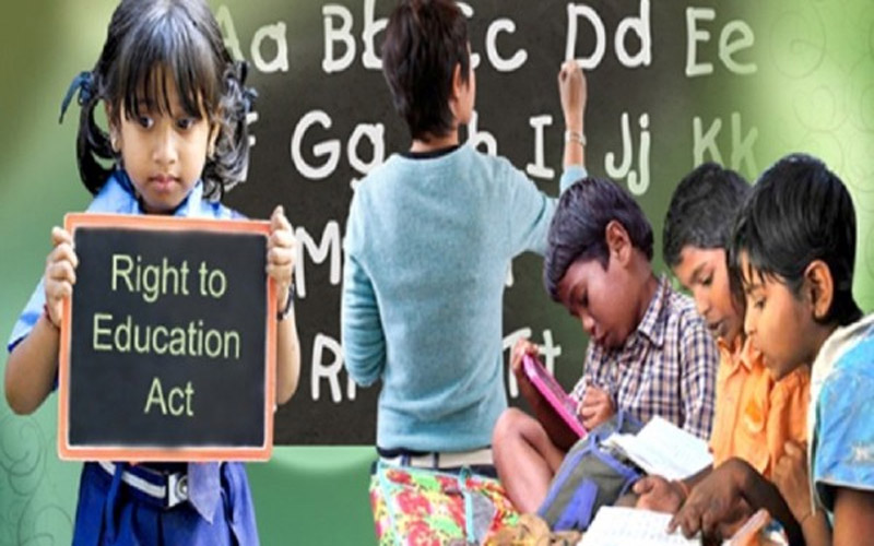 RTE Applicant Student Parents Good news, operation started