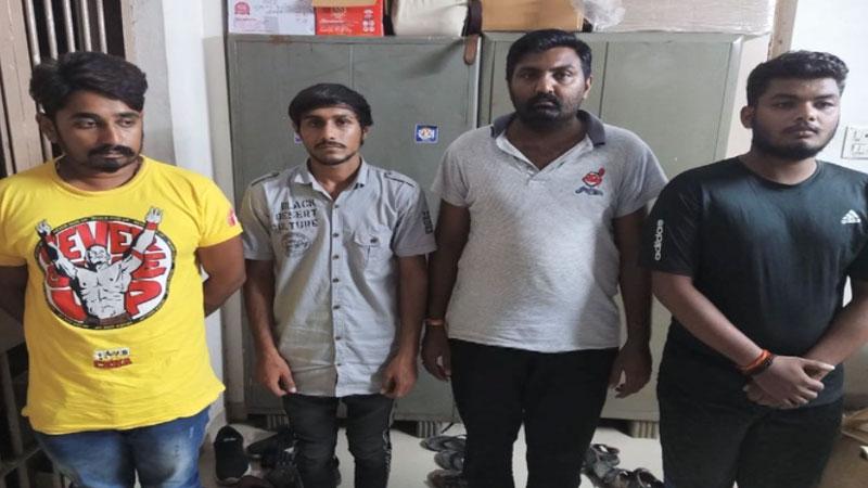 Gujarati SOG caught 3 fake RTO in rajkot 6 arrested
