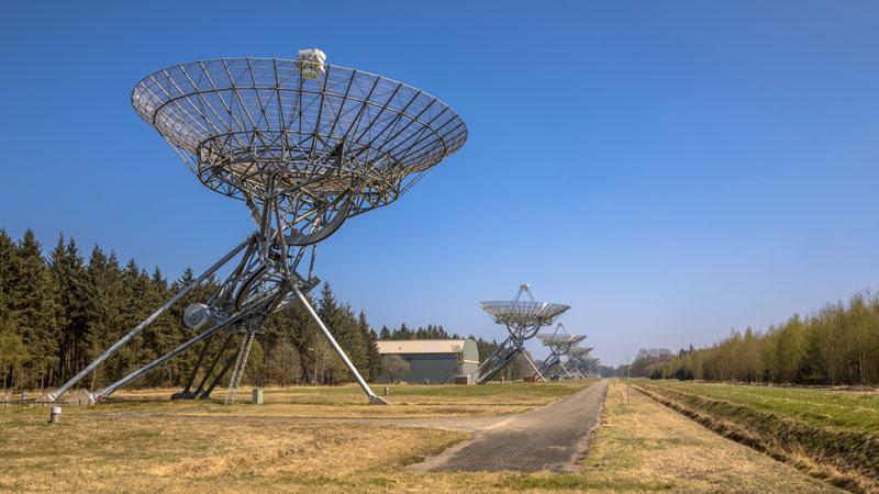 strange radio waves coming from milky way is it alien message
