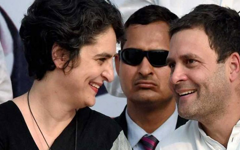 rahul-meets-priyanka-in-kanpur-rahul-complained-about-sister