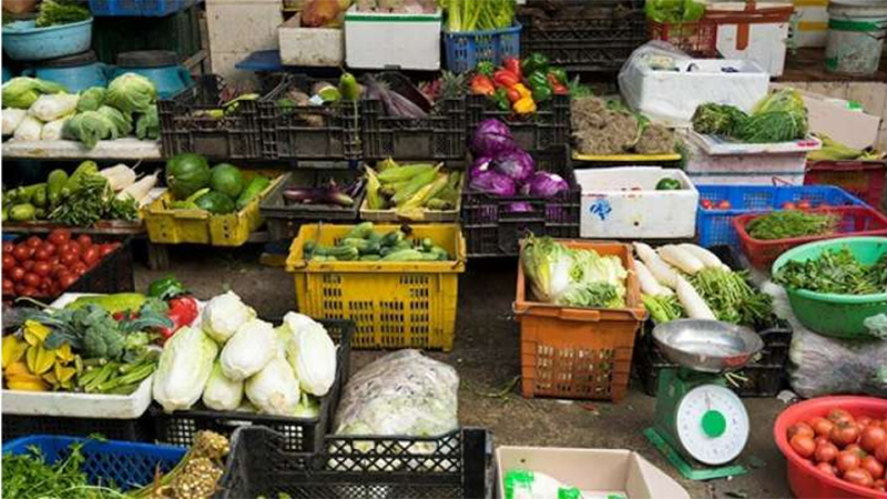 Festival time Rajkot Vegetable market 3 day closed