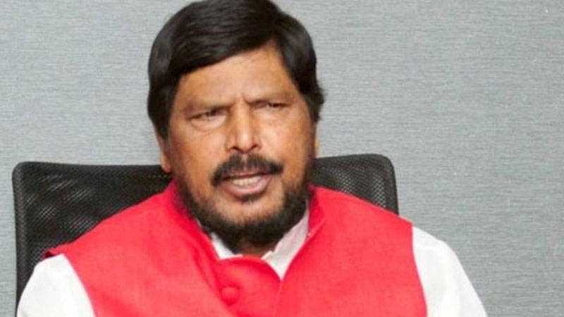 BJP Shiv Sena alliance will win 240 250 maha seats says Ramdas Athawale