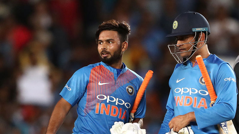 Chief Selector M.S.K Prasad says we need to be patient with Rishabh Pant