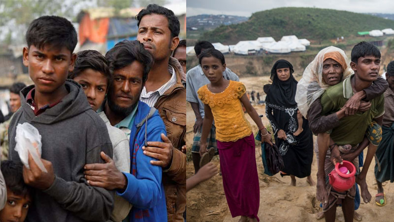 Rohingya muslims refuse to return to myanmar without rights guarantee
