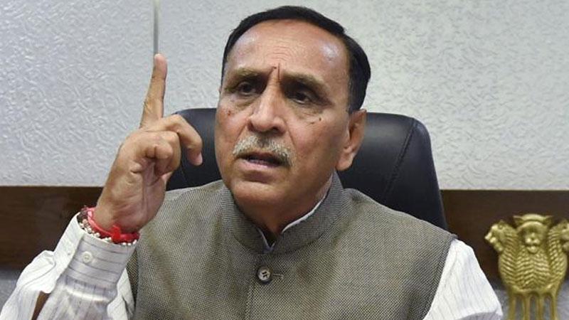 CM Vijay Rupani Ashok Gehlot Gujarat Liquor ban
