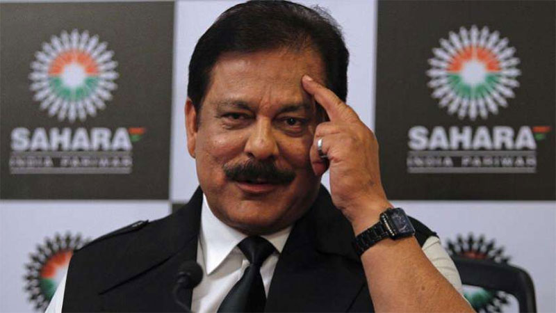 Police complaint of fraud in Surat against Subrata Roy of the Sahara