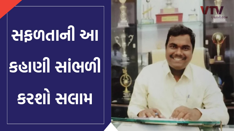 waiter became ias, succes story of k jayganesh of passing upsc exam