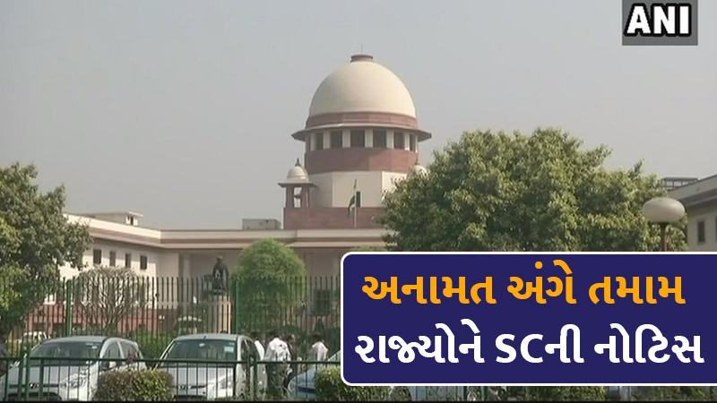 Supreme Court On Reservation Limit Notice Issued To All States During Hearing On Maratha Reservation