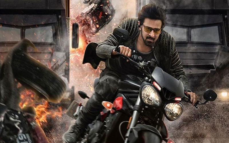 prabhas film saaho teaser launch today