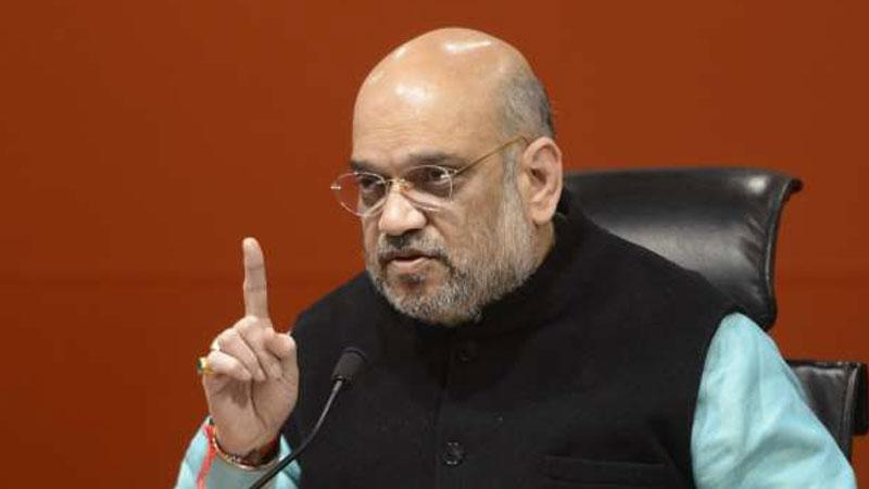 Amit Shah MLAs meeting in Circuit house in Gandhinagar