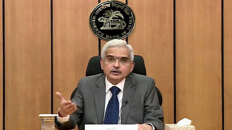 rbi governor shaktikanta das press conference monetary policy announcement repo rate gdp