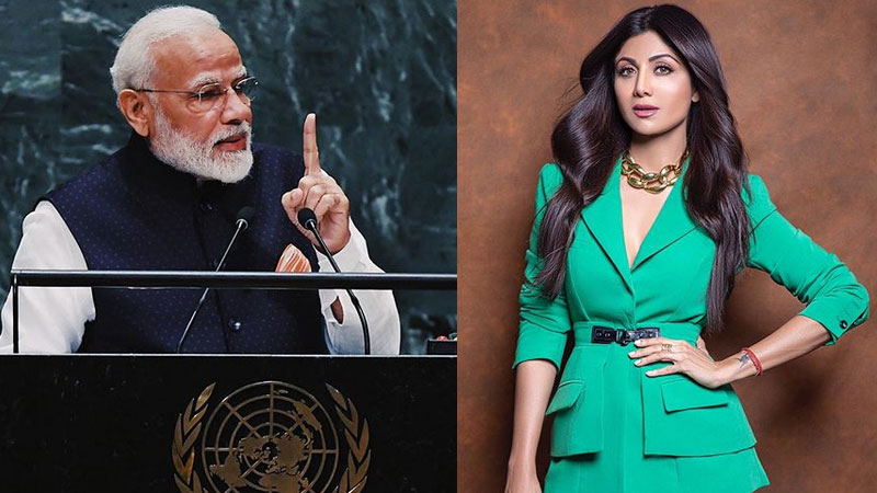 Shilpa Shetty says Beti Bachao cant just be relegated to a campaign