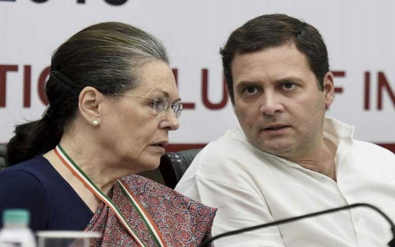 Lok Sabha Congress leader Adhir Ranjan Chowdhury did you manage to send sonia rahul behind the bars