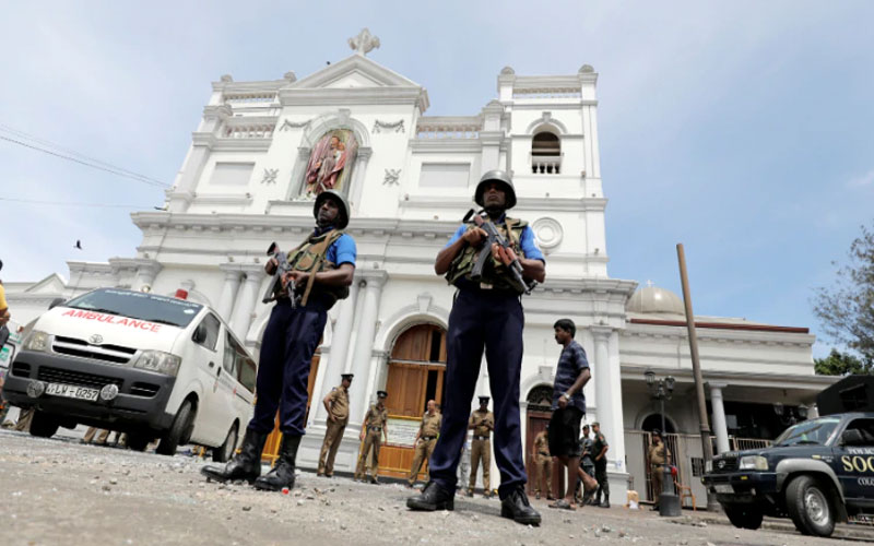 Sri Lanka extruded 600 foreign nationals including 200 maulana after easter attacks