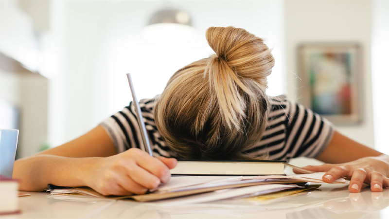 New study says stress will help in increasing humans age