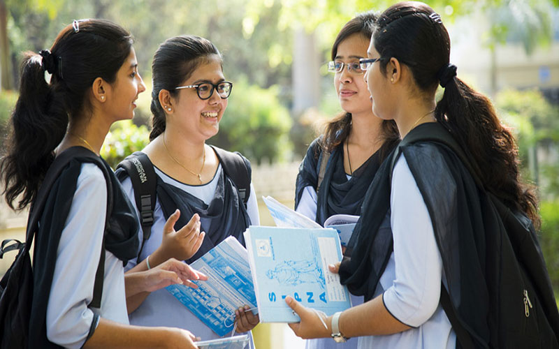 Recommendation of twice the board exams on the basis of semester