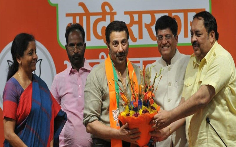 Lok Sabha Election 2019: BJP release another list of candidates sunny deol to contest from gurdaspur